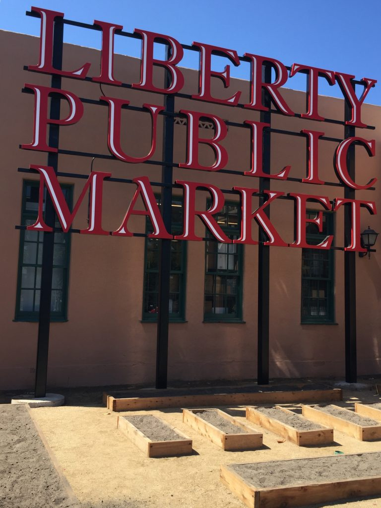 Liberty Public Market at Liberty Station