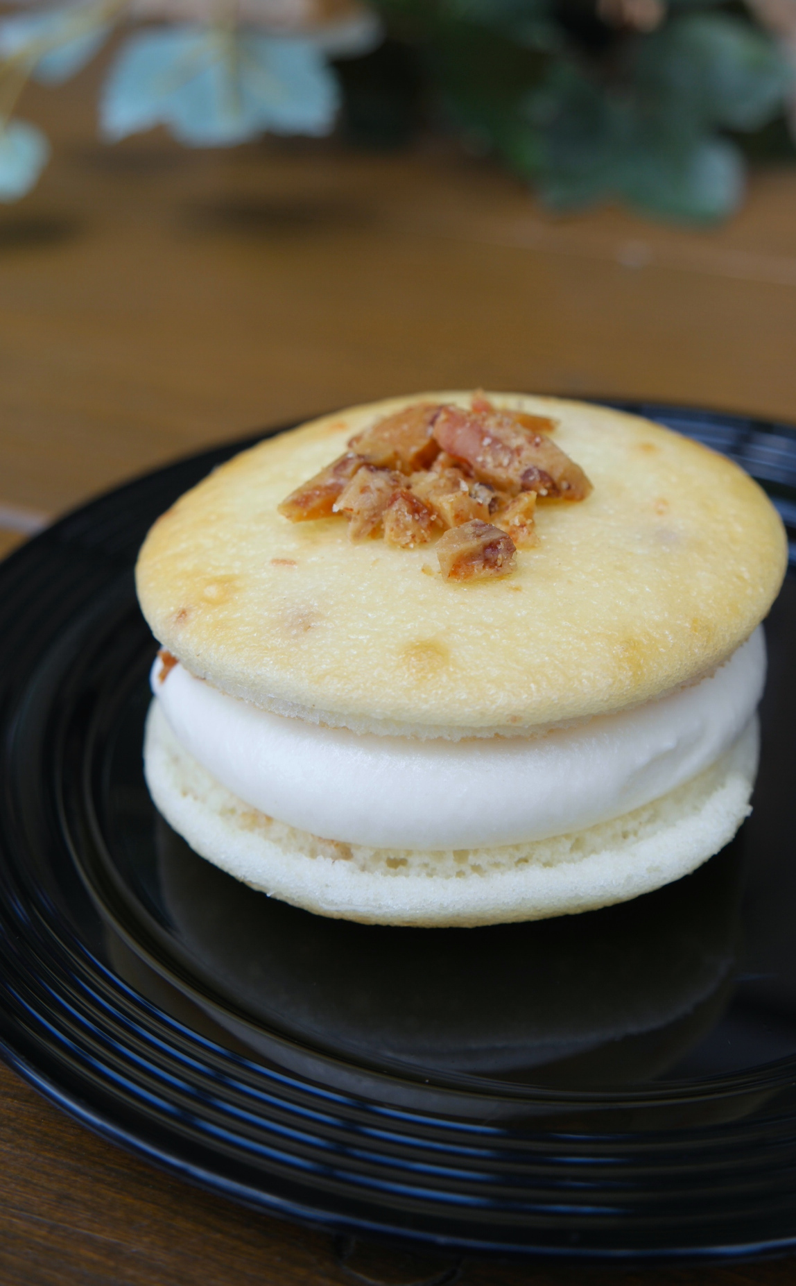 Apple Bacon Whoopie PIe