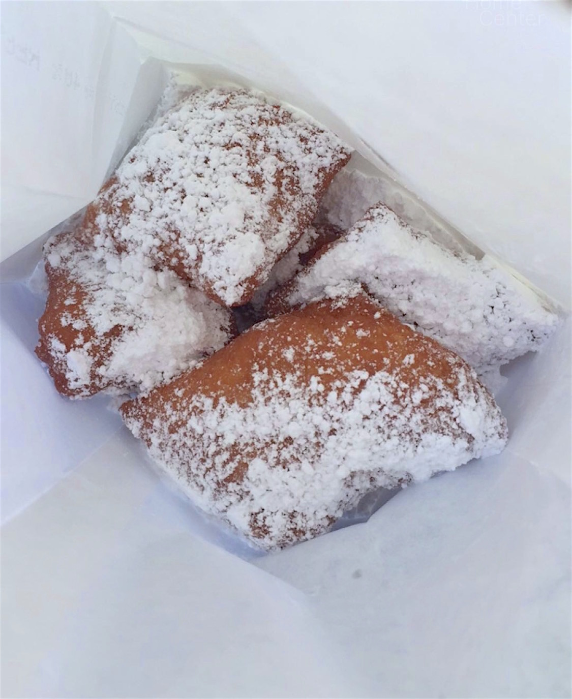 Small (4) Beignets $5.49