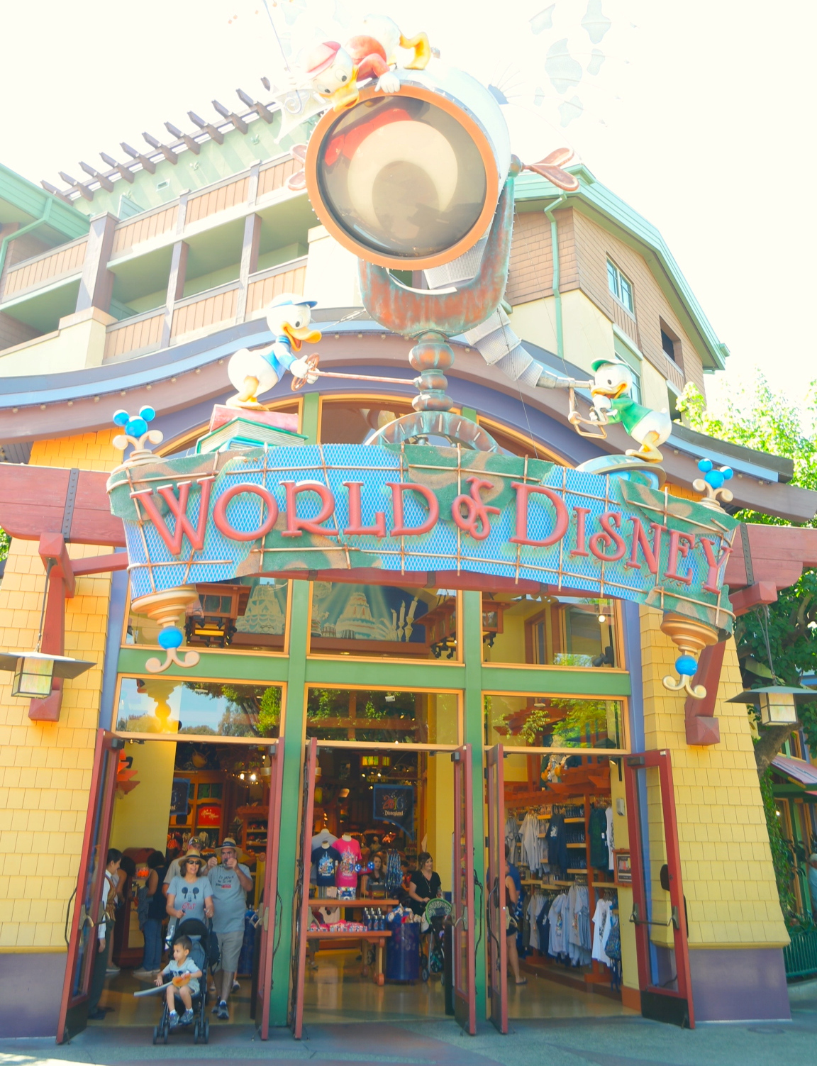World of Disney at Downtown Disney