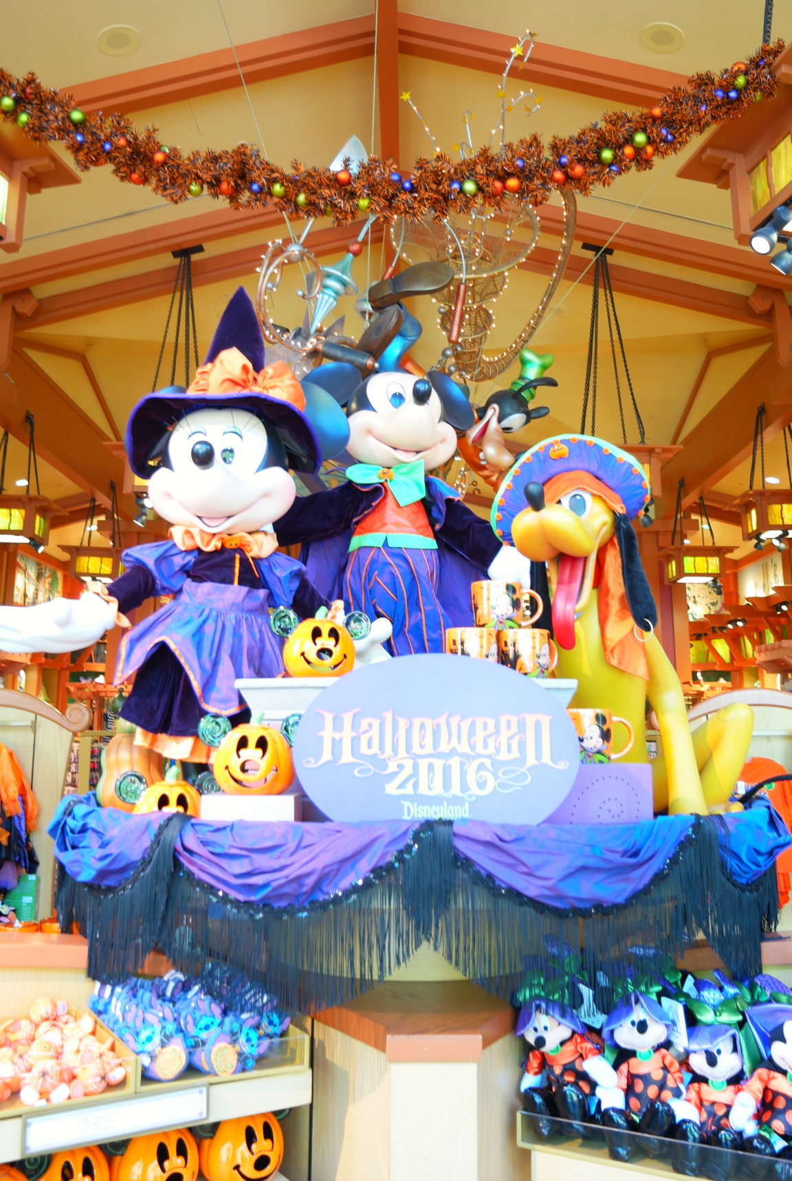 Halloween Time at World of Disney