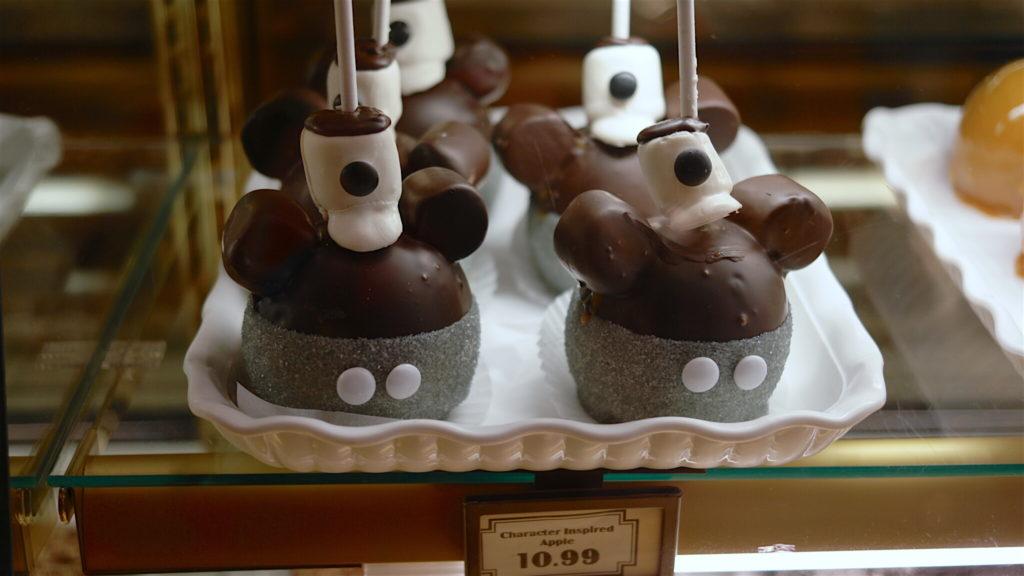 Steamboat Willie Specialty Apples